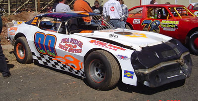 Chris Head will race this in 2006