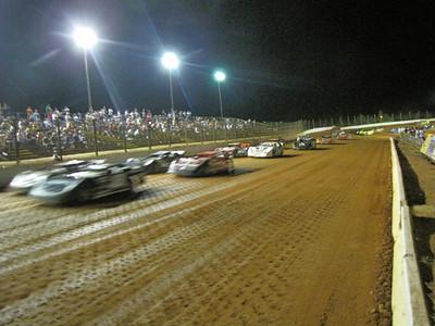 NDRA racers line up