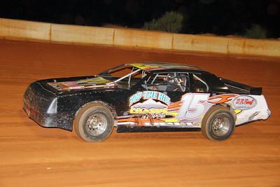 #15 Wayne Bell won the renegade race