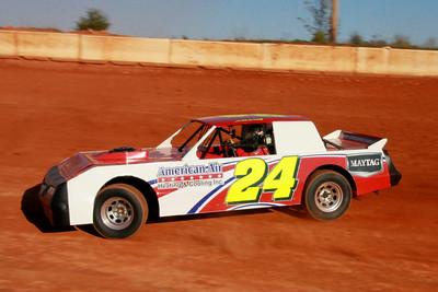 #24 Chad Adams jr
