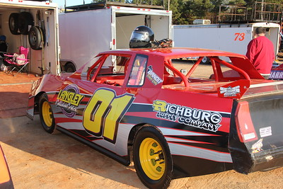 Keven Blackwell's Renegade car