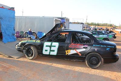 Chris Hunter's XTreme 4 car