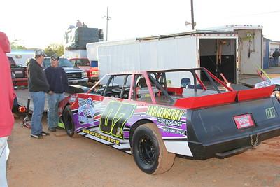 Jeff McGuirt runs the 07