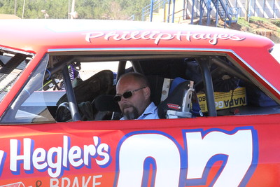 Phillip Hayes will ask someone else to drive his car tonight.