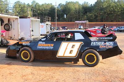 """Matt Cauthen's """"Father and Son""""  Super Stock car"""