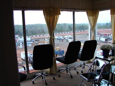 VIP Box at Lancaster Speedway