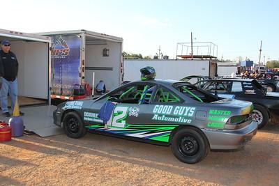 David Laney's nice little XTreme 4 car (Oh, ya..he won!)