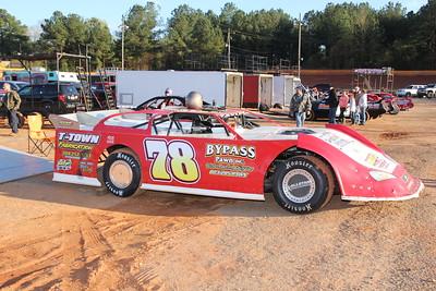Hank Taylor's SECA Crate ride