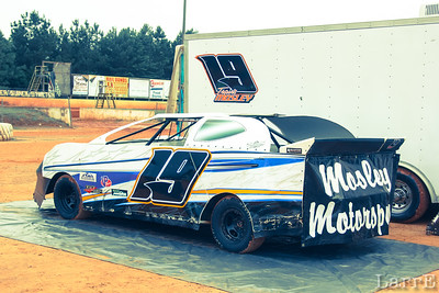 #19 is the 4 cylinder of Travis Mosley