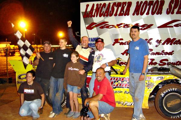 Lancaster April 15, 2006