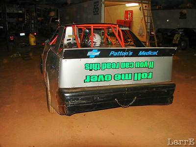 Lancaster SC Speedway  Apr 18, 2009