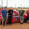 #D16 pure stock 4 crew..Kevin Dover, won the last race...3rd tonight.