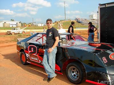 Lancaster, SC Speedway May 9, 2009