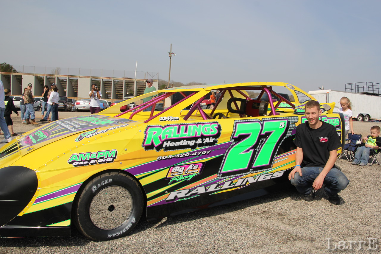 Blake Rallings #27