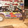 """4 cylinder winner Dustin """"no"""" Sweat"""