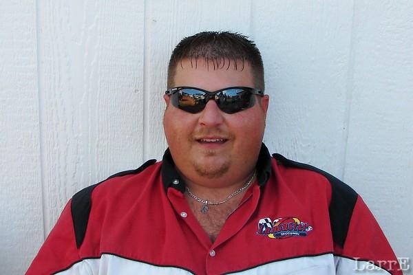 Lancaster Speedway Aug 1, 2009