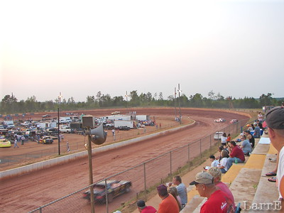 Lancaster Speedway Aug 18,2007