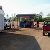 Welcome to the pit gate at Lancaster, SC