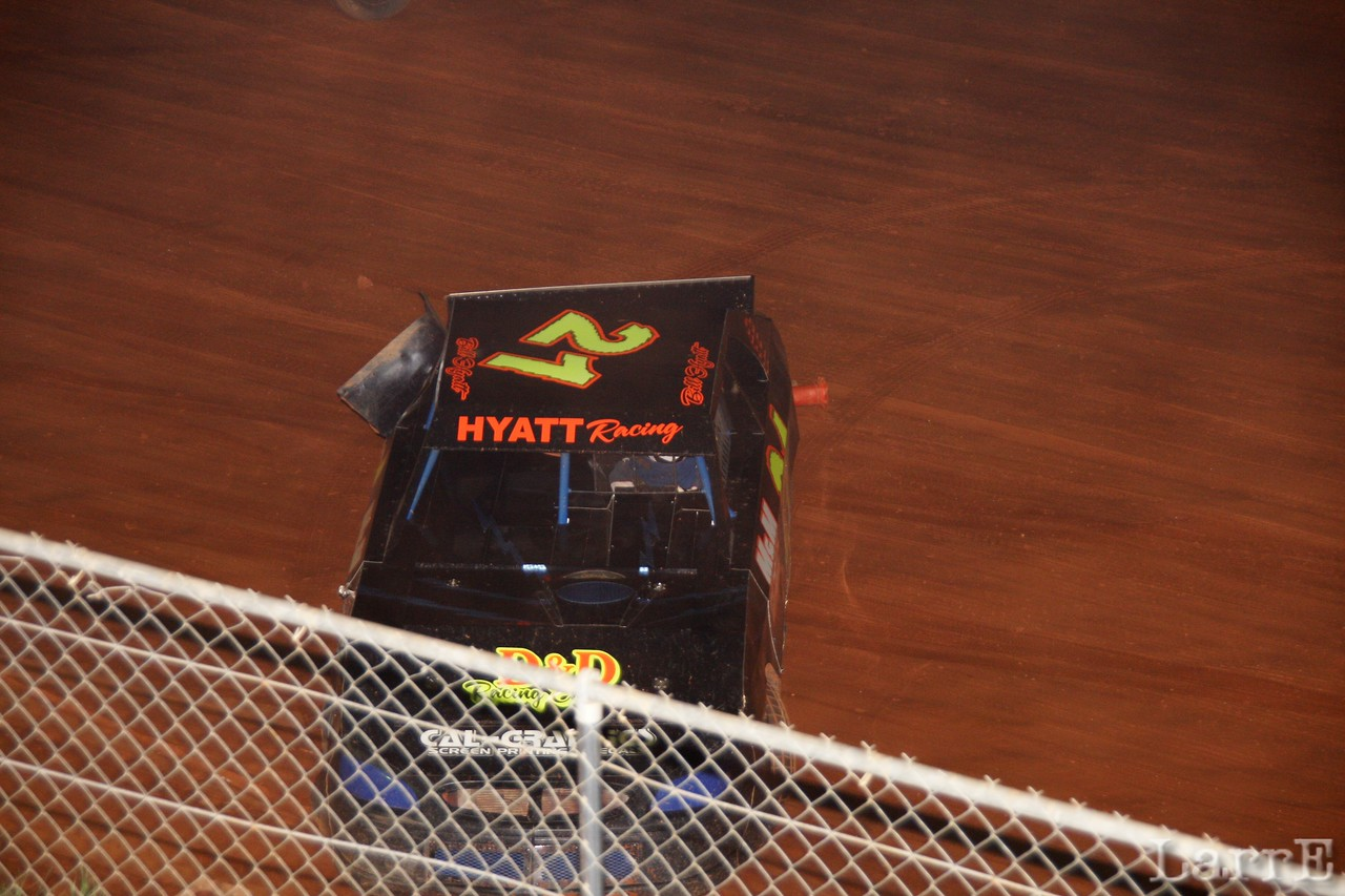hello Hyatt racing