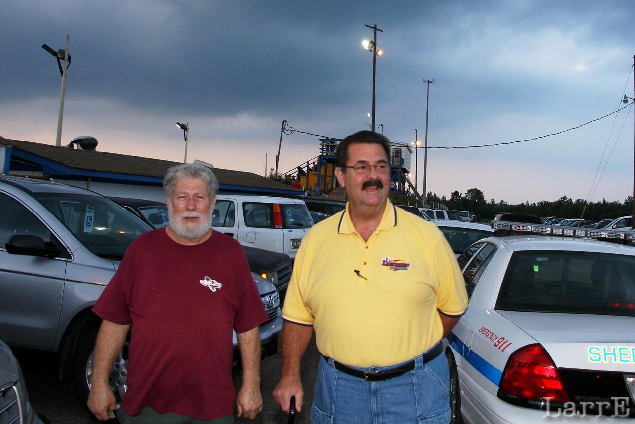 Butch Cole and Doug McManus