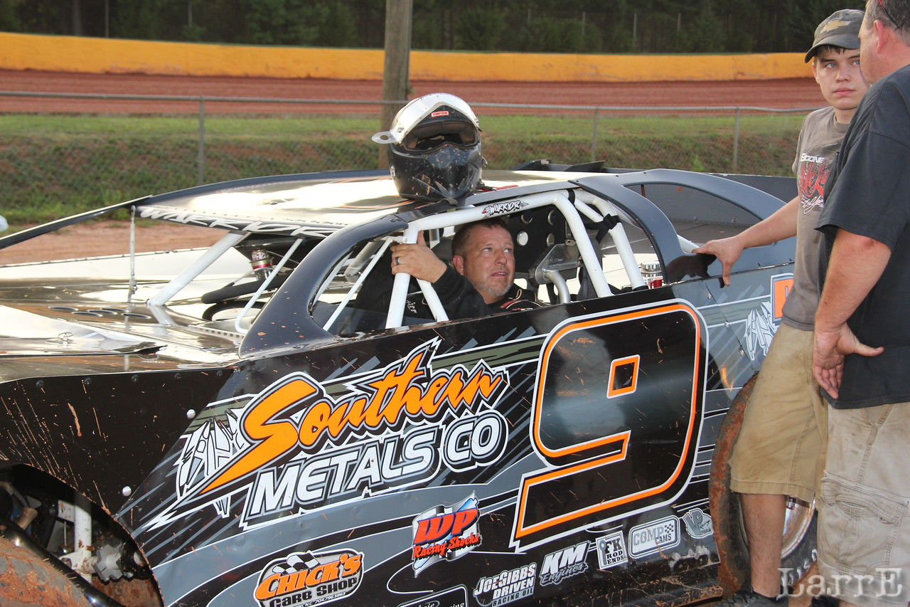 the Southern Metals #9 of Billy Lambert