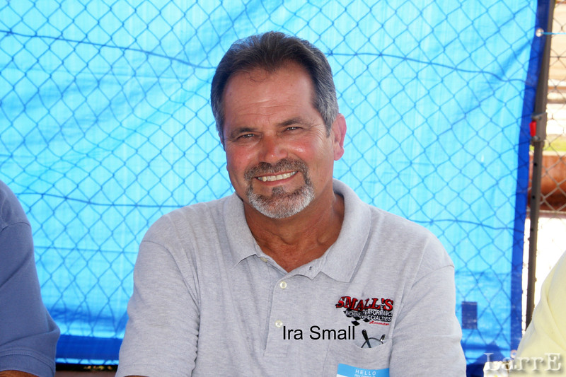 Ira Small Hall of Fame member..and still active in racing, in  the ARCA series