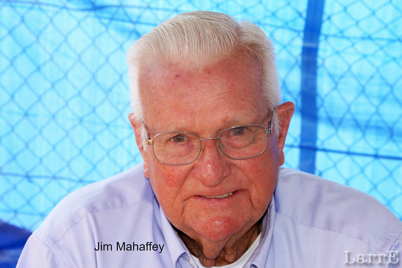 Mr Mahaffey kept the Speedway going for many years