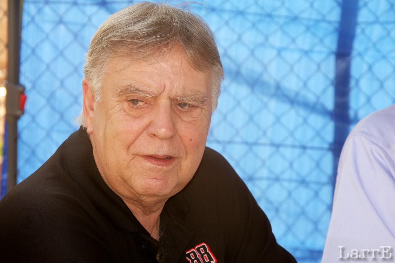 Doug Alldridge Hall of Fame member