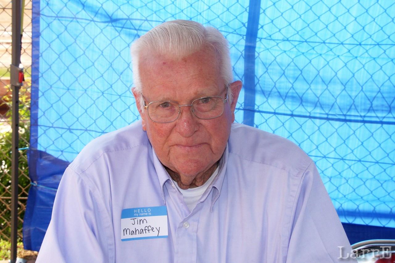 Jim Mahaffey ran Lancaster Speedway in it's hay day.