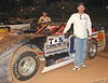 Todd is the owner of T & S Concrete and is the sponsor on Brandon Ifft's car.