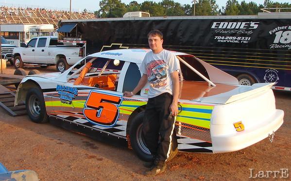 Lancaster Speedway Sept 8, 2007