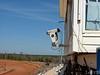 The track cam operates 24..7