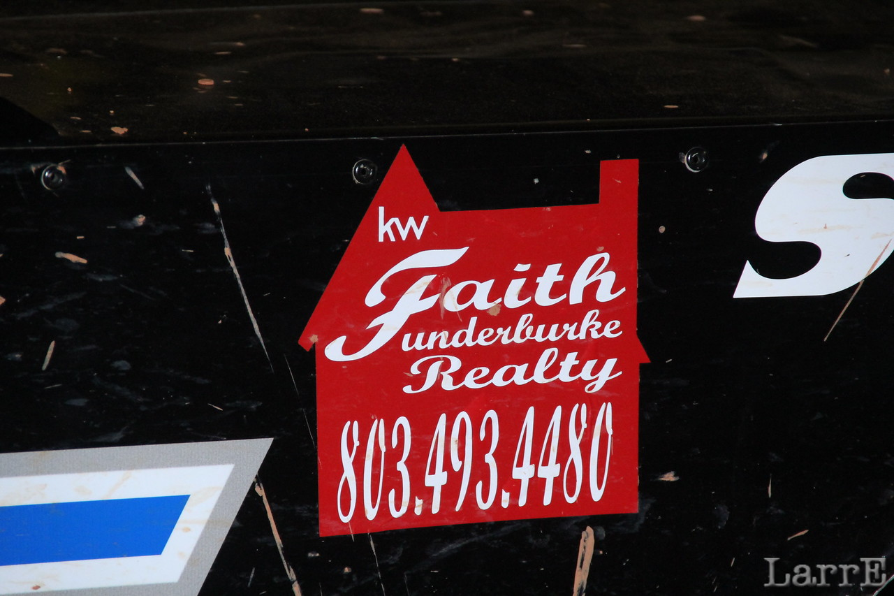 Faith Funderburke Realty is giving 5 gallons of gas to a driver each week, whose name is drawn randomly .