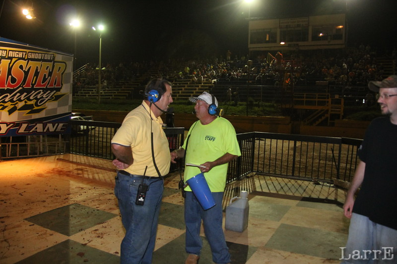 Doug McManus and Buster Bell