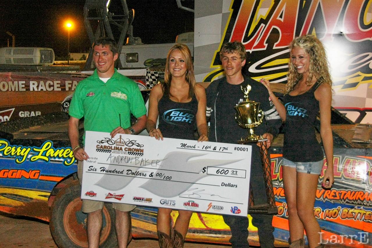 Andrew Baker winner