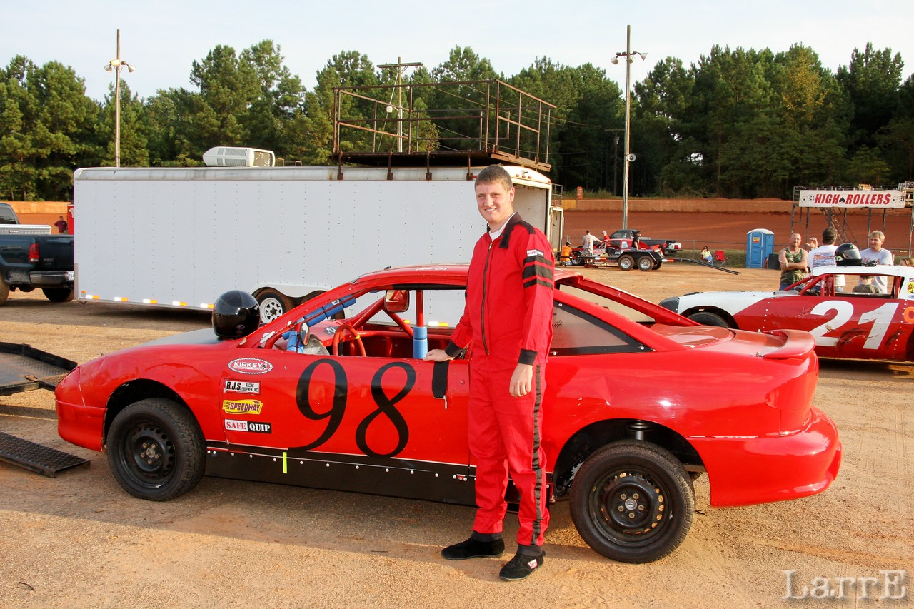 Aaron gets to drive Dad's car tonight