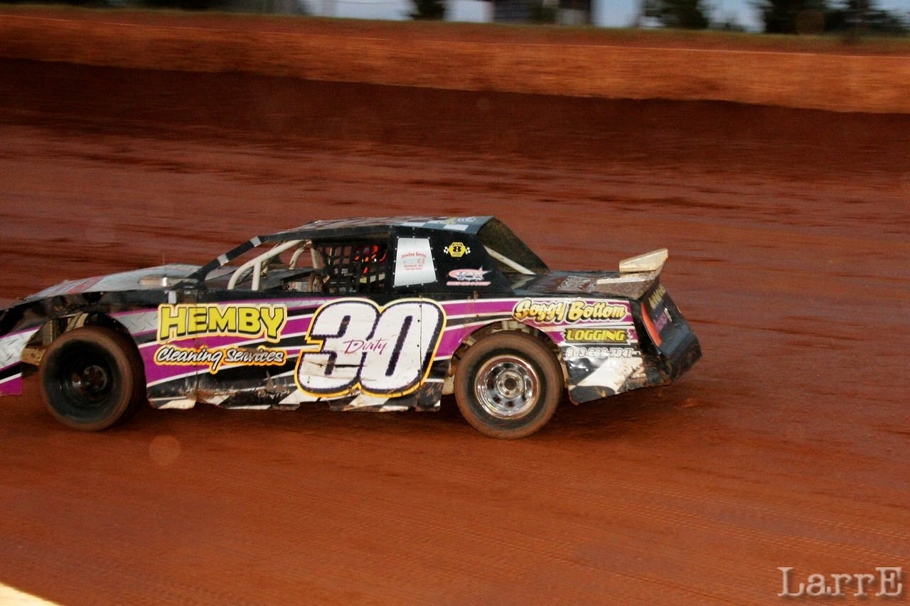 #30 Aaron Hemby in pure street