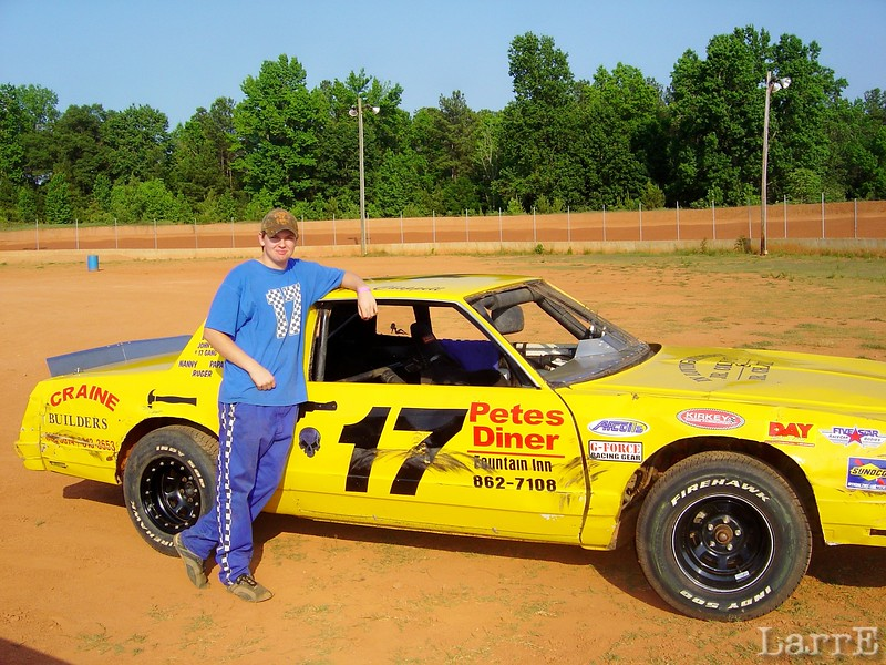 #17 renegade class Dylan Chappell would have a very exciting night.
