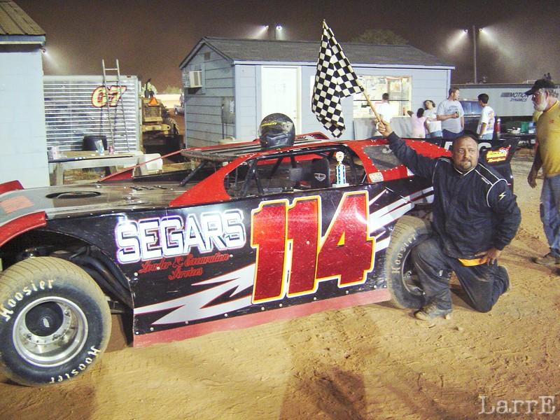#114 Steven Segars