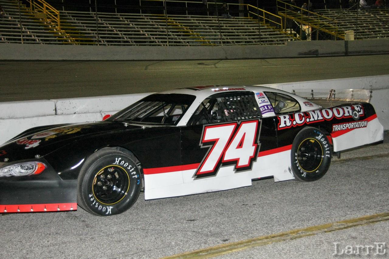 #74 Ryan Moore