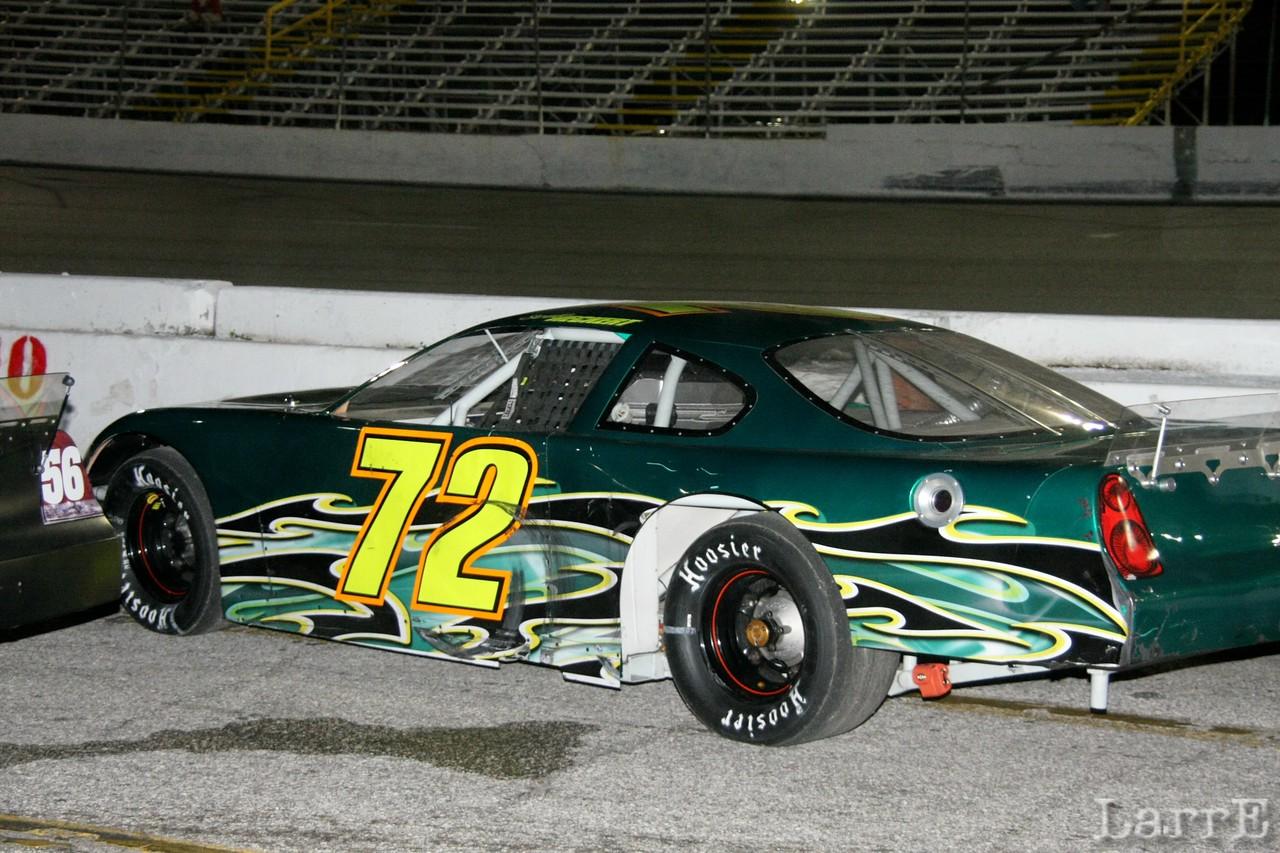 #72 Scott Heckert