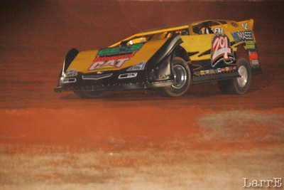 #201 Billy Ogle... Knoxville Tn