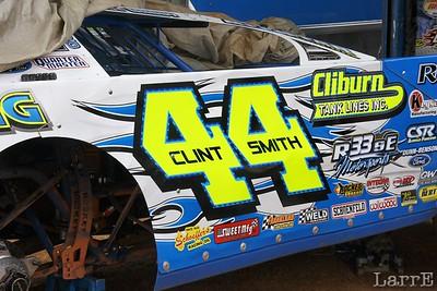 #44 Clint Smith .... Senoia Ga