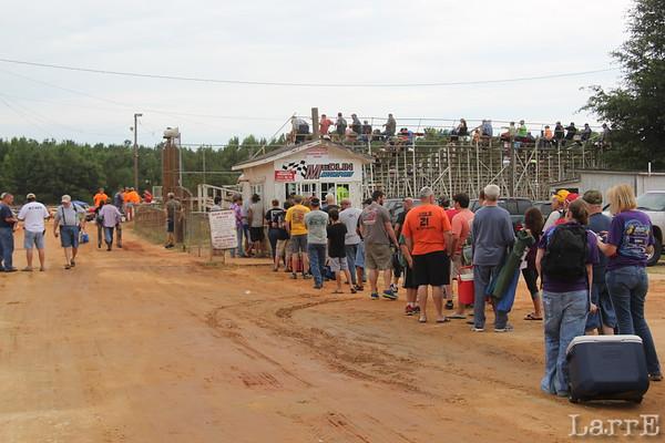 Sumter Speedway  July 19, 2014