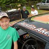 young Austin has driven dirt and pavement