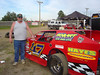 #47 Terry Hayes from Portage, Indiana