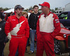 Terry Monroe and Marty Hargrove