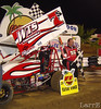 Jason Sides, 410 sprint winner East Bay January 30, 2007