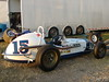 this is an INDY Champ car from the '60's