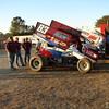 the #83 Tim Kaeding machine